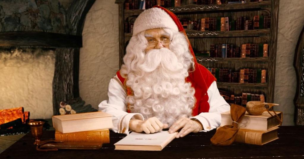 Dove E Babbo Natale.5 Mete Dove Incontrare Babbo Natale